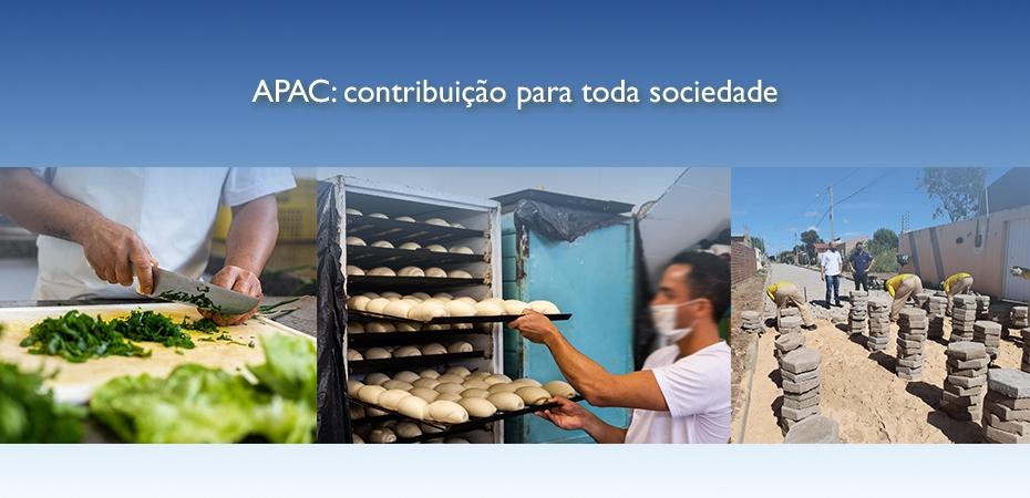 APAC: contribuição para toda sociedade.